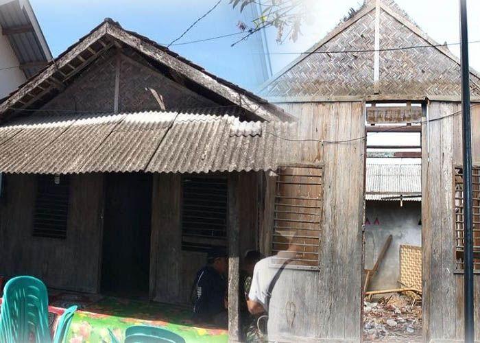 Rumah Zohri direnovasi