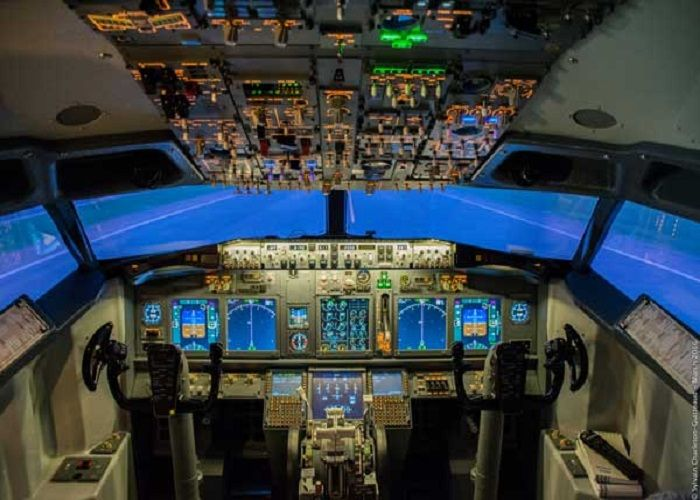 ilustrasi simulator