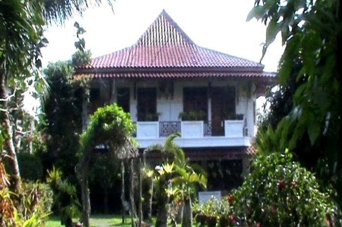 Rumah Susi Pudjiastuti di Pangandaran