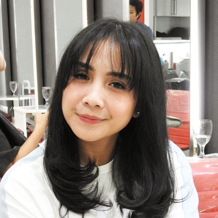 Gaya Rambut Ala Wanita Korea