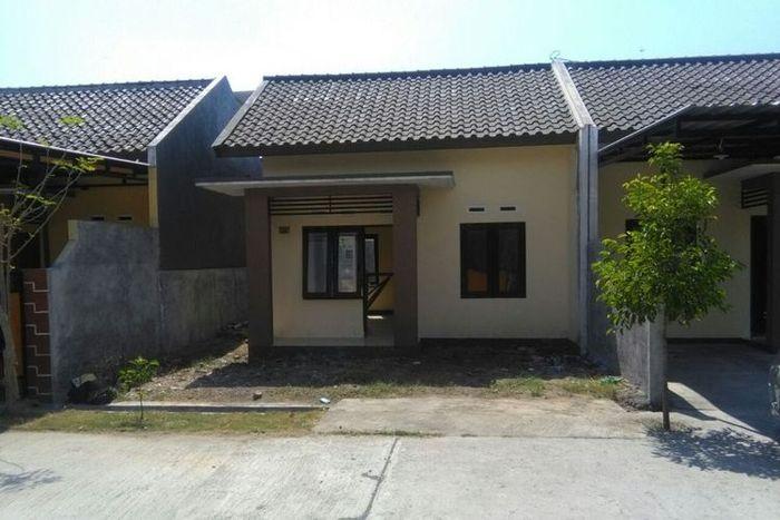 Rumah baru Zohri yang siap ditempati