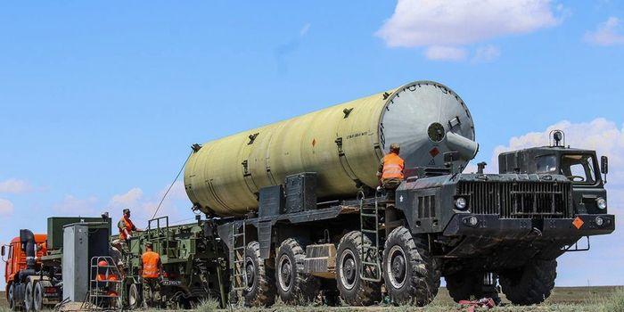 Profil rudal PRS-1M Rusia