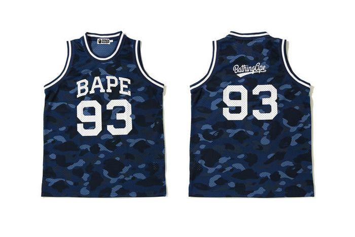 Jersey Basket BAPE