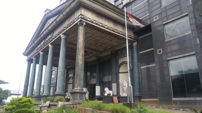 Menara Saidah (Dok.Tribunnews.com)