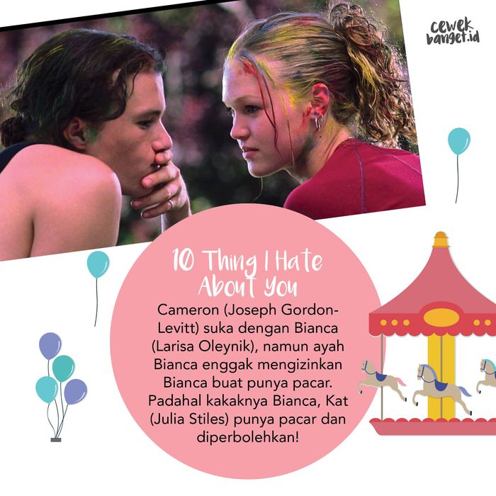 10 Thing I Hate About You