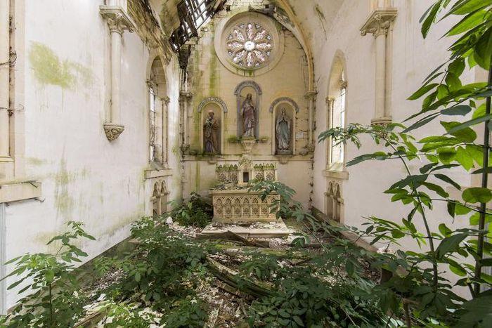 Kapel di Prancis.
