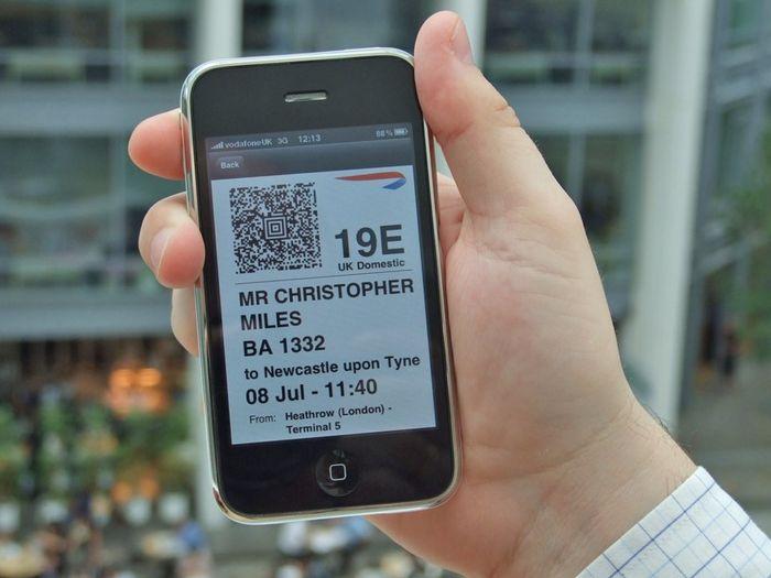 Tiket pesawat memuat banyak informasi tersembunyi.