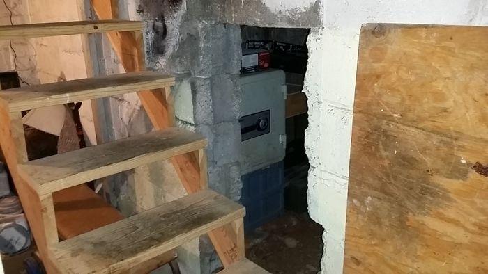 Harta karun di ruang bawah tanah