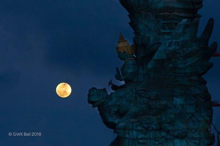 Patung GWK Bali