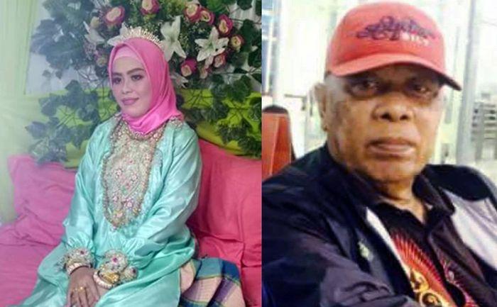Andi Sulfaidah menikah dengan Alwi
