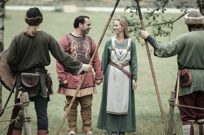 Ritual pernikahan Viking