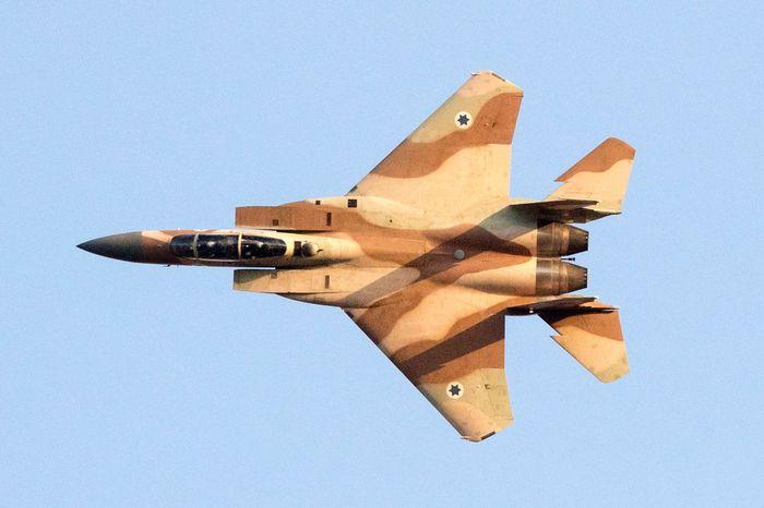 Angkatan Udara Israel lebih suka membeli lebih banyak pesawat F-15 Eagle