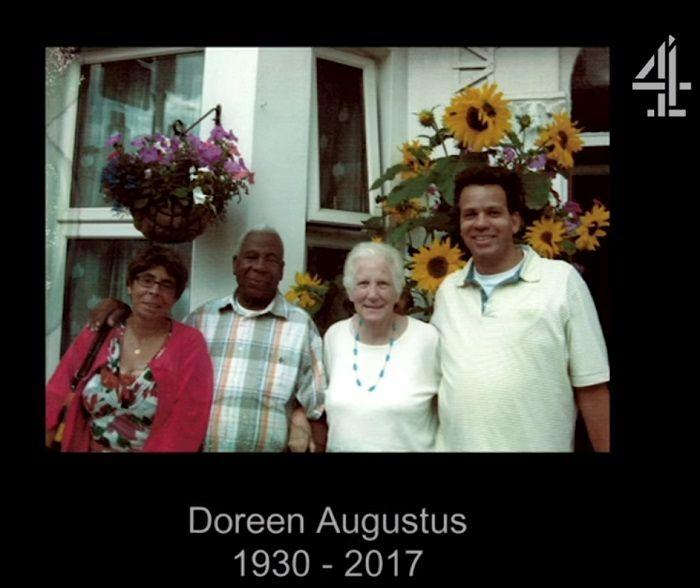 keluarga Andrew dan Doreen
