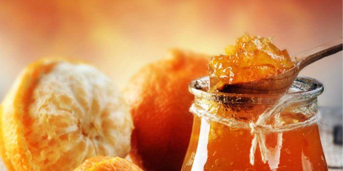kulit jeruk dan madu