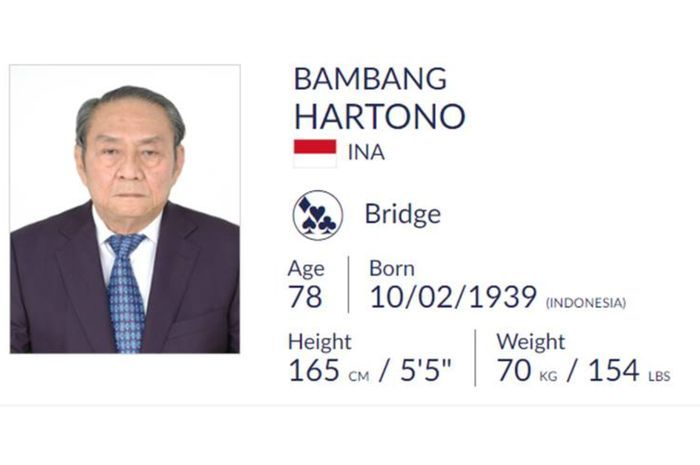 Bambang Hartono