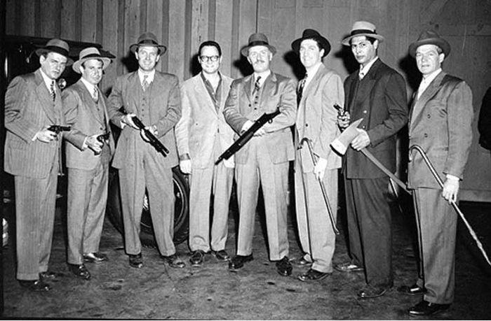 Kelompok <a href='http://manado.tribunnews.com/tag/mafia' title='mafia'>mafia</a> paling terkenal dari seluruh dunia