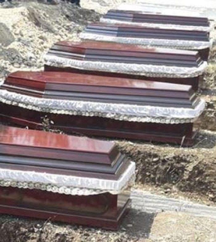 Peti mati 8 korban.