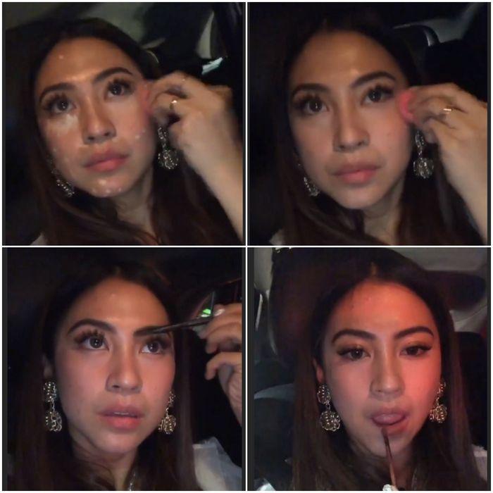 Makeup kondangan Tyna Kanna Mirdad