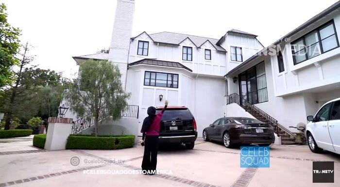 Rumah Nia di Amerika