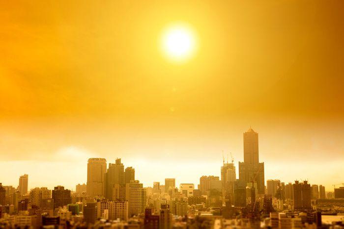 Suhu pada lima tahun mendatang akan semakin panas.
