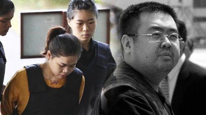 Siti Aisyah dan Kim Jong Nam