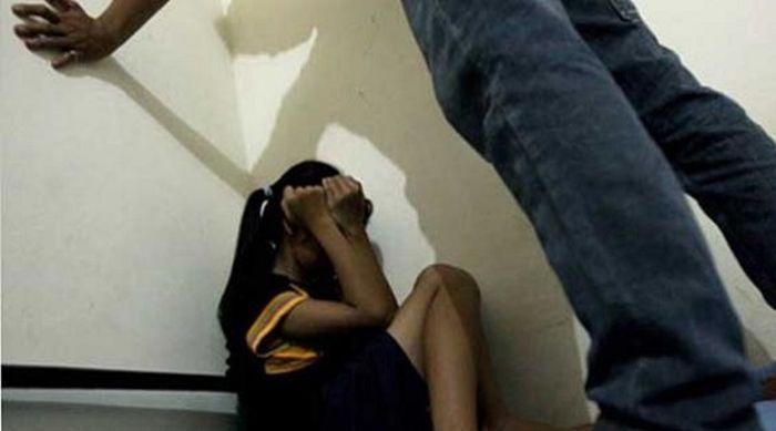 Ilustrasi kekerasan seksual.
