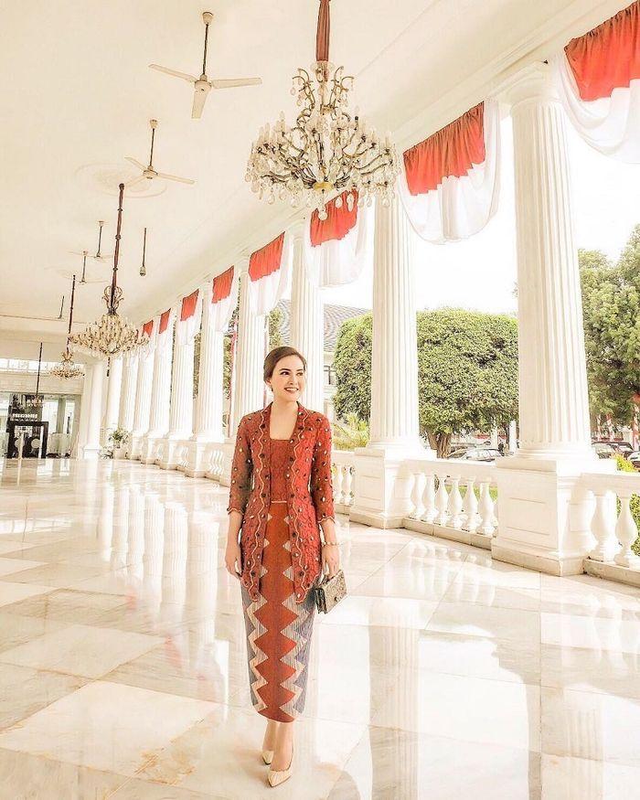 5 Artis Cantik Ini Diundang Upacara Di Istana Merdeka, Intip Gayanya!