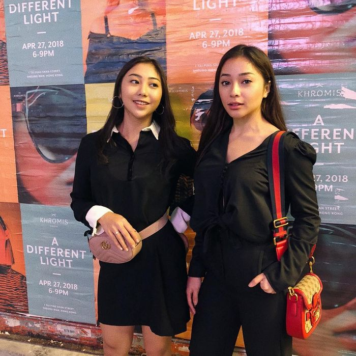 Winona Willy dan Nikita Willy