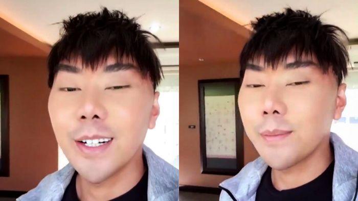 Wajah baru Roy Kiyoshi