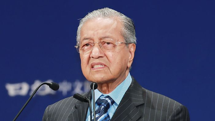 PM Mahathir