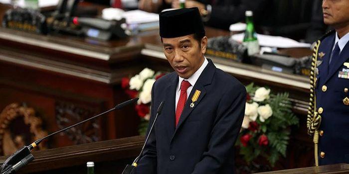 Presiden Joko Widodo, salah satu orang paling kuat di dunia tahun 2018 versi Forbes.