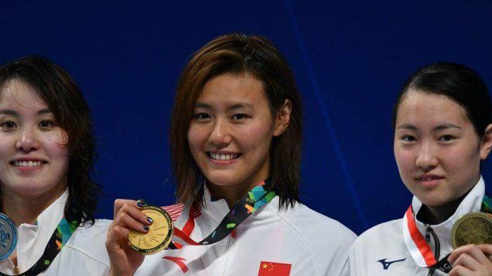 Liu Xiang meraih medali emas di Asian Games 2018