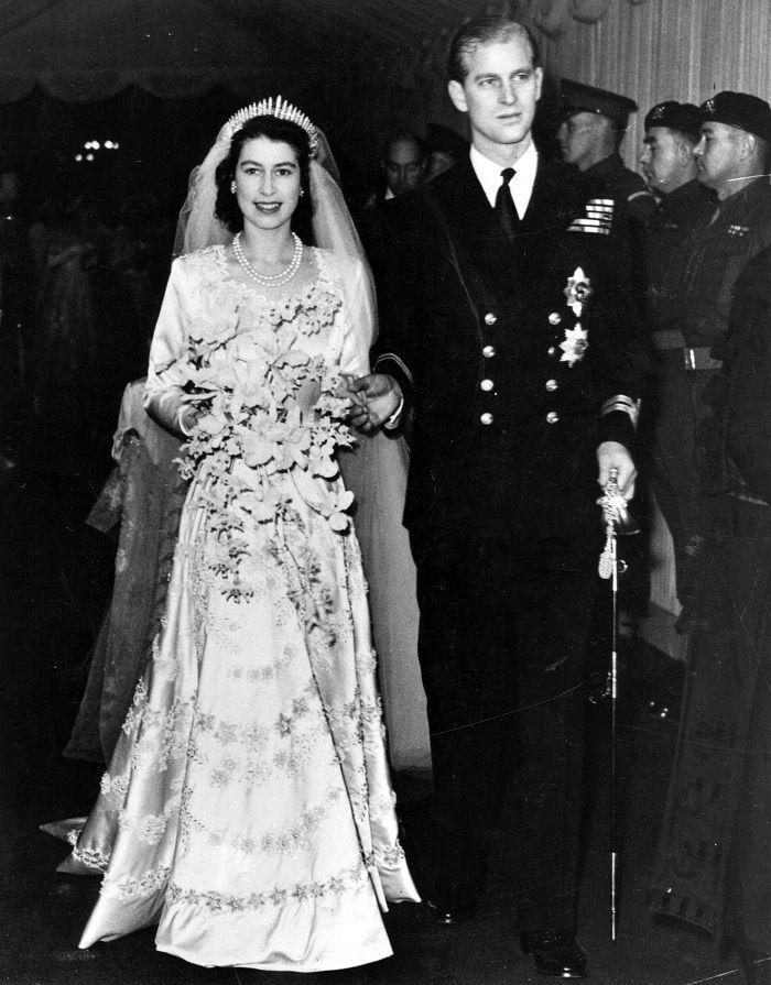 Pernikahan Puteri Elizabeth (Ratu Elizabeth II) dan Pangeran Philip, 20 November 1947