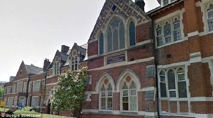 Thomas London School