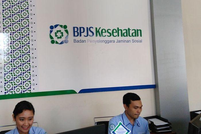 Pelayanan BPJS Kesehatan di Kantor Cabang BPJS Denpasar Bali.