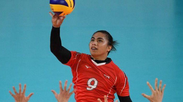 Mengenal Sosok Aprilia Manganang, Atlet Voli yang Ternyata Anggota Kowad TNI AD