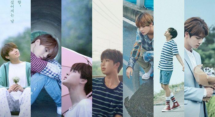 Drama member BTS