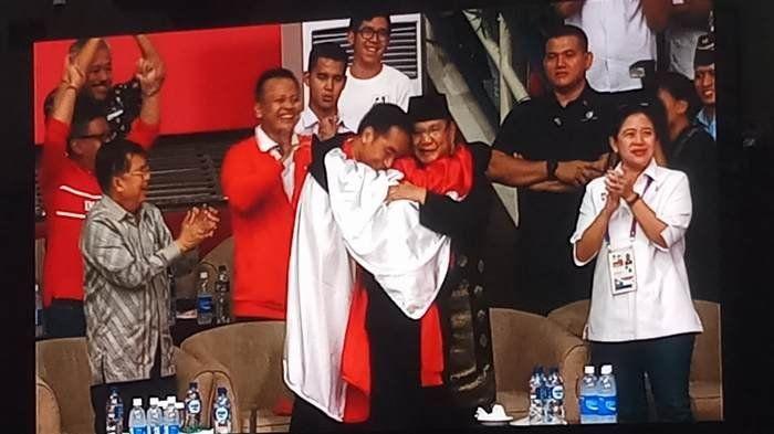 Hanifan, Jokowi dan Prabowo