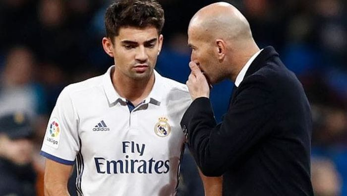 Enzo Fernandez dan Zinedine Zidane