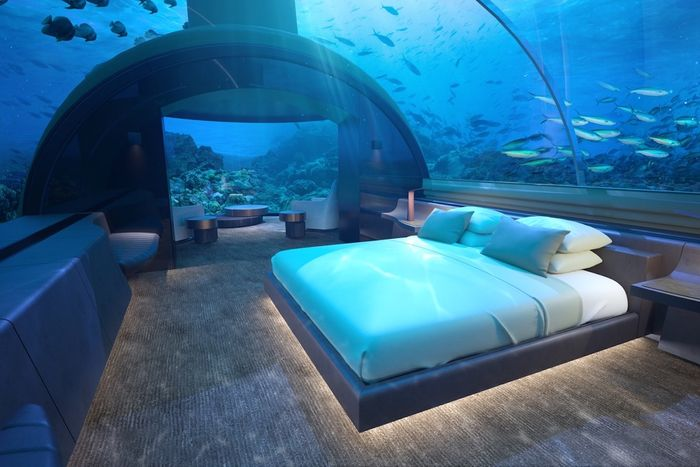 Villa bawah laut