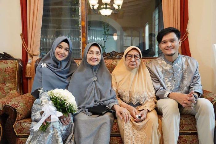 momen lamaran Anisa Rahma (instagram.com/disa.anandisa)