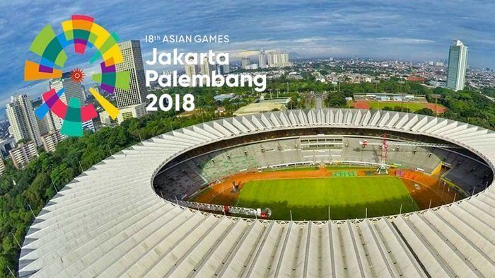 Asian Games di Indoensia