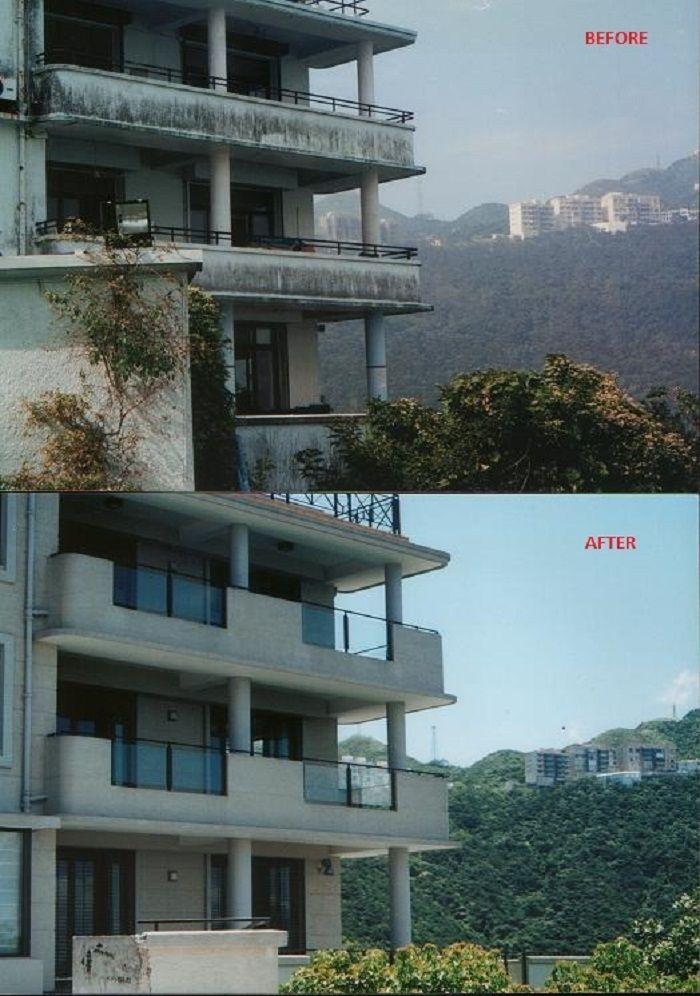 Rumah mewah Jack Ma