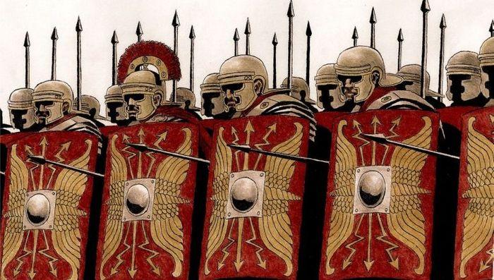 Tentara Romawi