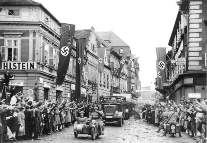 Pasukan Nazi Jerman