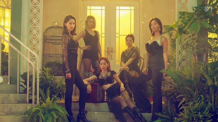 SNSD - Oh!GG 'Lil' Touch'