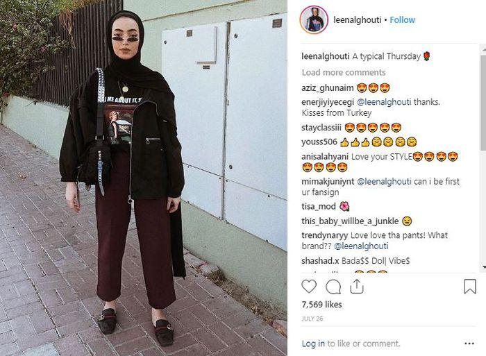 Instagram update Leena