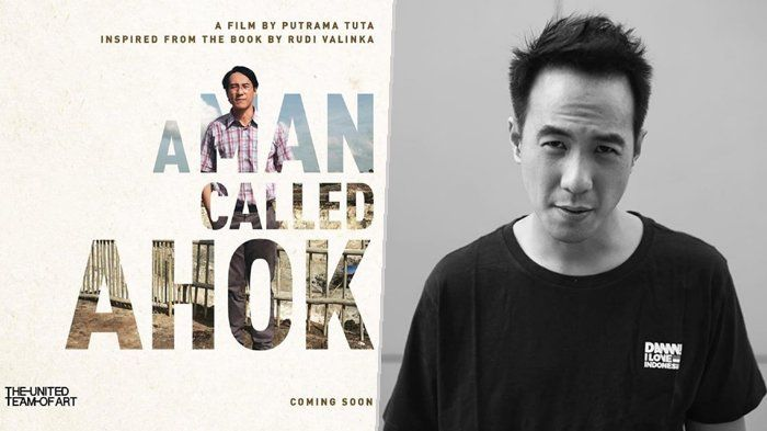 Daniel Mananta perankan Ahok di film A Man Called Ahok