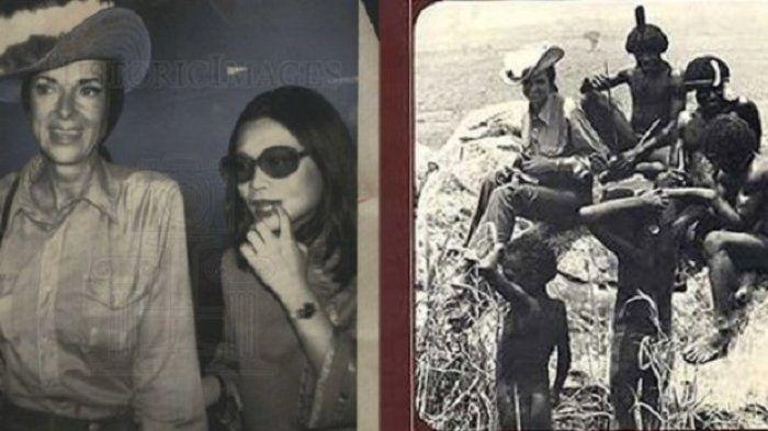 Wyn Sargent menikahi pria suku pedalaman