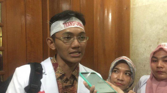 M Fatahillah, mahasiswa Fakultas Kedokteran